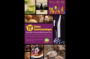 Salon gastronomique de Couzon au Mont d'Or - 8 et 9 dec 12